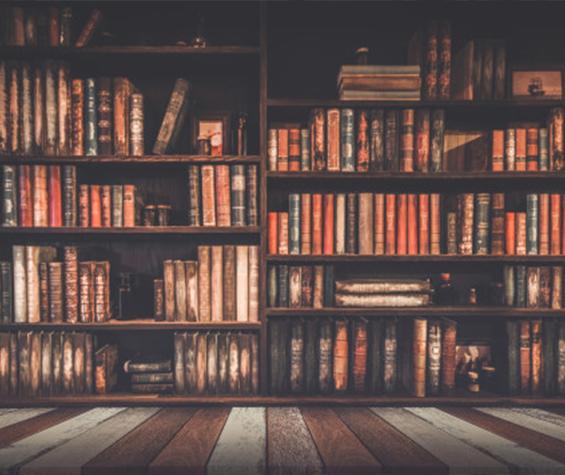 کتاب فروشی در اندیشه